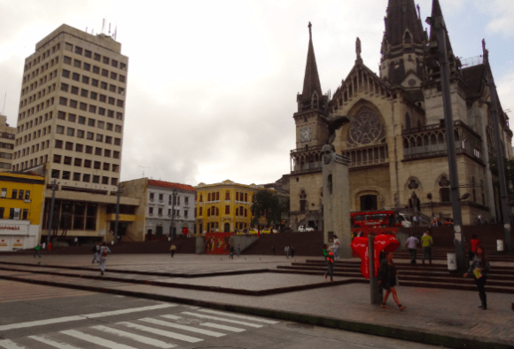 ciudad universitaria de colombia